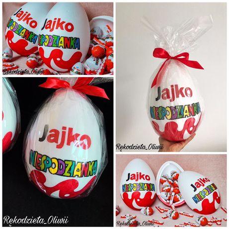 Wielkanoc Jajko Niespodzianka XXL