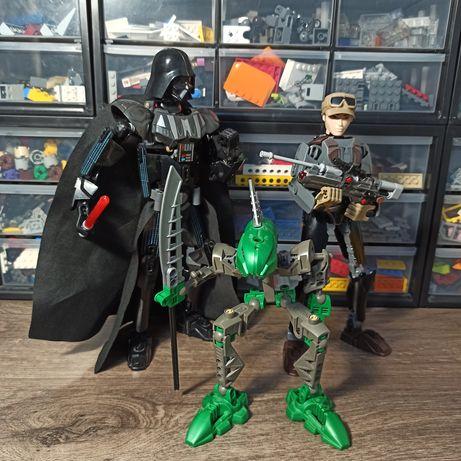 Lego bionicle, star wars лего бионикл, звёздные войны
