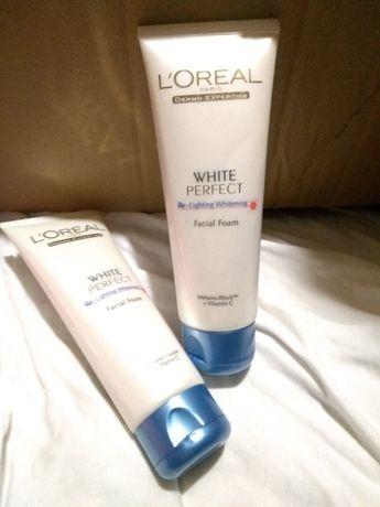Na przebarwienia LOreal Paris, Pearl Perfect -pianka do mycia twarzy