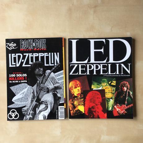 Livros Led Zeppelin