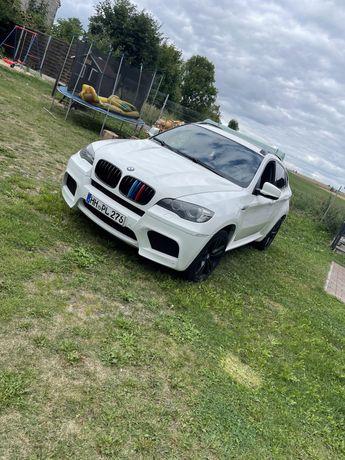 BMW X6M 555 ps !
