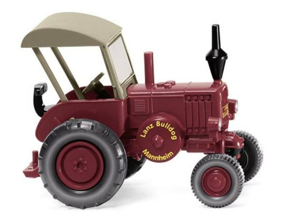Model pojazdu rolniczego Lanz Wiking 088009 H0