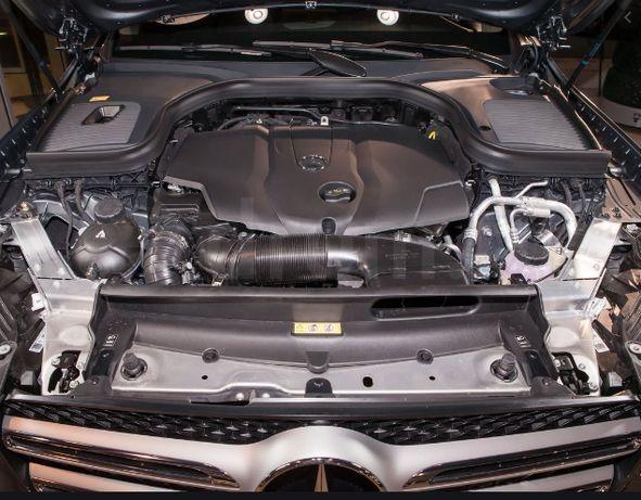 Мотор (двигатель) Mercedes 651.911 (2.2). Разборка W204 Мерседес