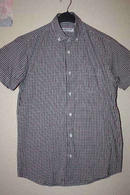 Брендовая классная рубашка подростку ф.Сedarwoodstate р-XS идеальное