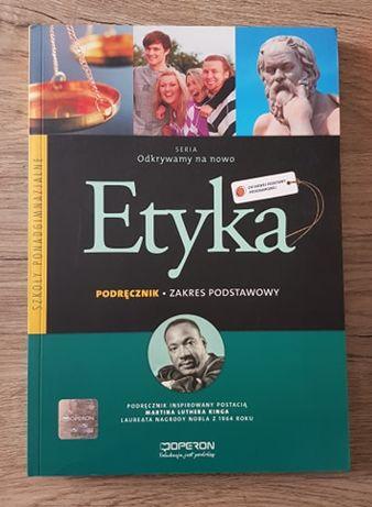 Podręcznik Etyka zakres podstawowy