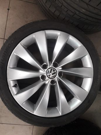 Volkswagen koła 18 r 5 x 112