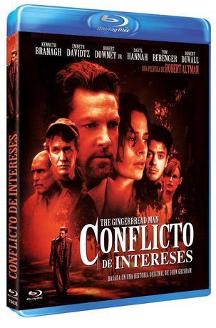 Conflicto De Intereses/Caminhos Perigosos(Blu-Ray)-Importado