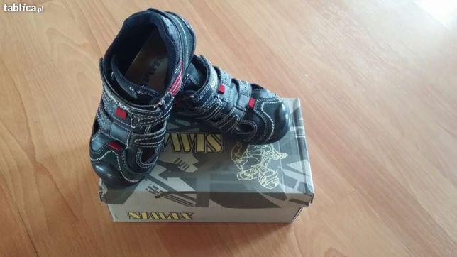 SIMAX Buciki półbuty dziecięce sandałki rozmiar 28