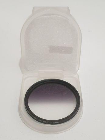 Filtr połówkowy szary ND8 58mm
