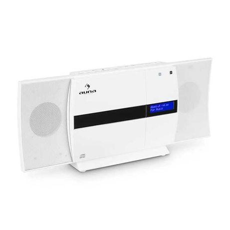 Wieża Stereo Auna V-20 CD USB Bluetooth Aux FM DAB