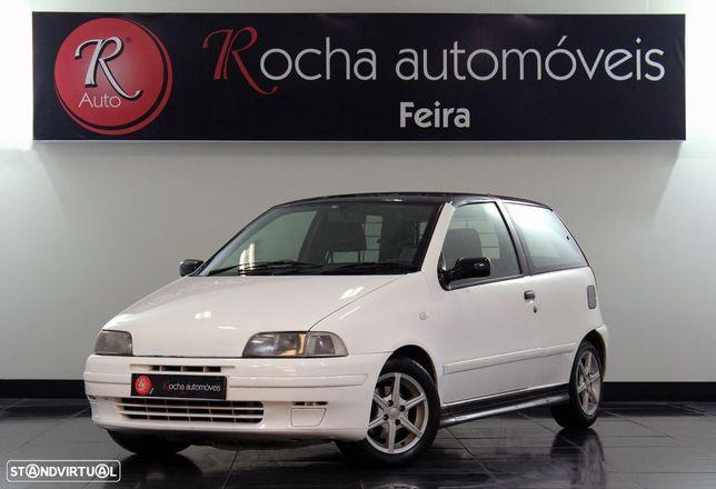 Fiat Punto I 1.7TD Van