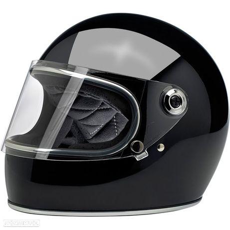 capacete bitwell  gringo s  gloss black 010111480