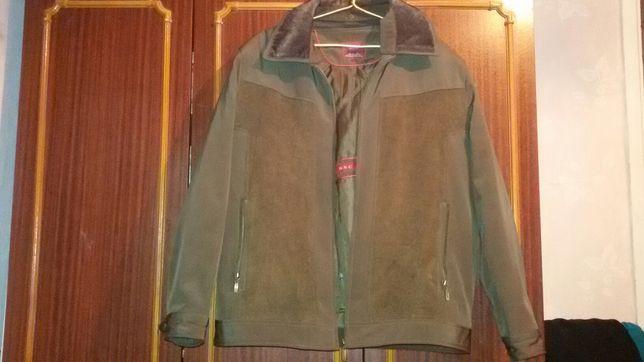 Продам куртку мужскую весеннюю Р52-54