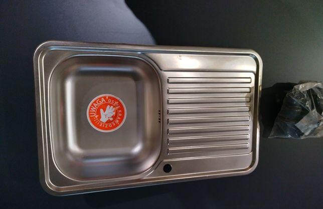 Мойка кухонная металл