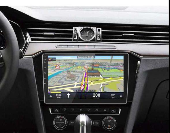 "Автомагнитола 2DIN 8810 IPS экран 10.1"" GPS модуль Gb WiFi Android"