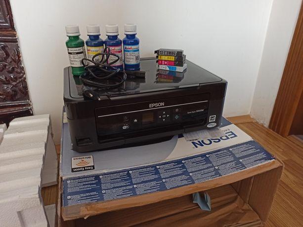 Принтер Epson Stylus SX 435W