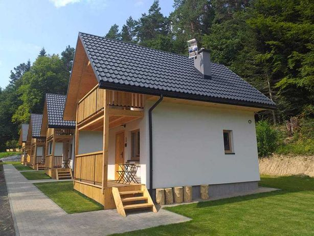 Domki całoroczne w Bieszczadach