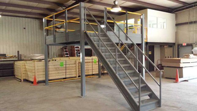 Лестницы любой сложности. Разработка, производство и установка.