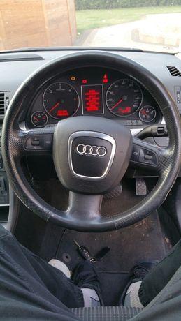 KIEROWNICA Sline multifunkcja Audi A4 B7 A3 8P A6 C6 A5 q5 q7 a4 b8