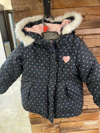 Продам Деми куртку (холодная весна/осень) на девочку (98 размер)
