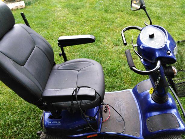 wozek skuter inwalidzki