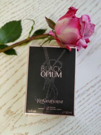 Black Opium оригинал,духи парфюм 50ml.