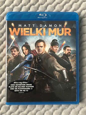 """Wielki Mur"" - Blu-ray (polski lektor)"