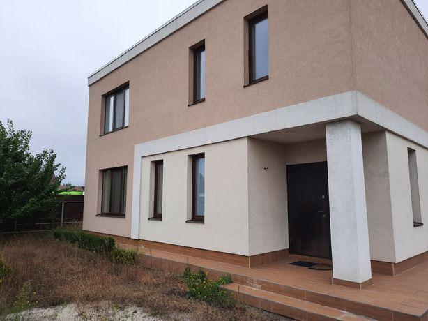 Дом 130кв.м + 20 кв.м хозблок с погребом + 30 кв.м крытая терасса
