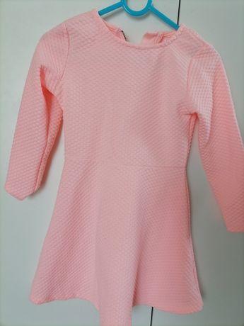 Sukienka dziewczęca r. 104