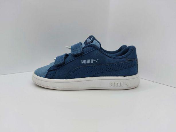 Детские кроссовки Puma оригинал на липучках