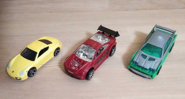 Samochodziki Hot Wheels