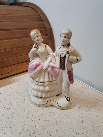 Porcelanowa figurka Jezel