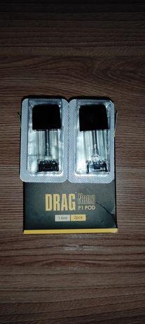 Новые картриджи для Drag Nano Pod P1