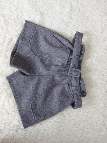 Женские полушерстяные шорты