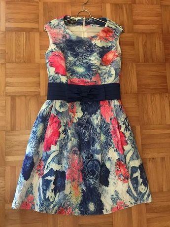 Vestido estilista Rita Castro