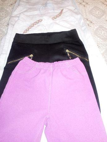 Spodnie dresowe roz.128-134.