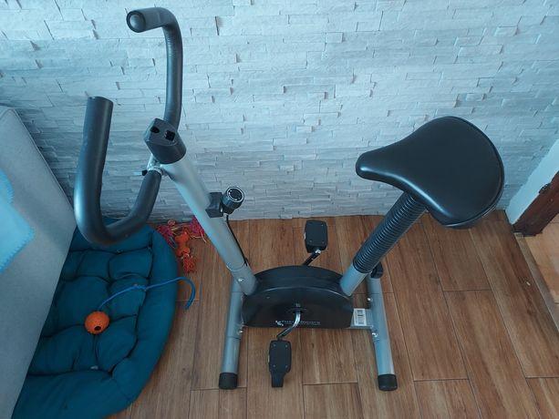 Rower rowerek stacjonarny treningowy