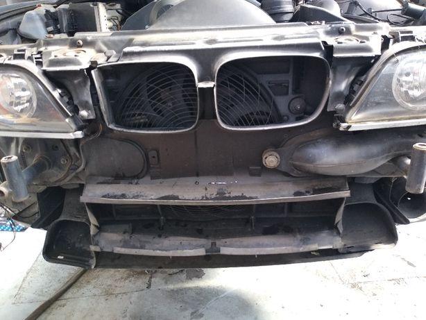 BMW e39 Wentylator klimatyzacji 4piny