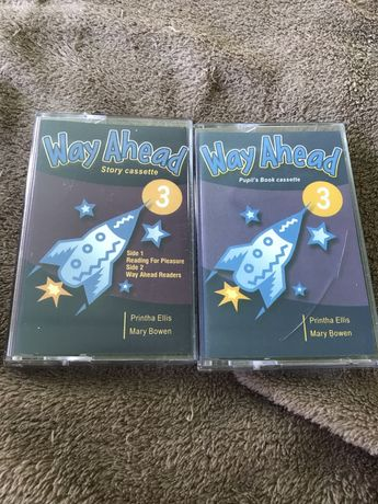 Way Ahead Pupil's Book cassette кассеты