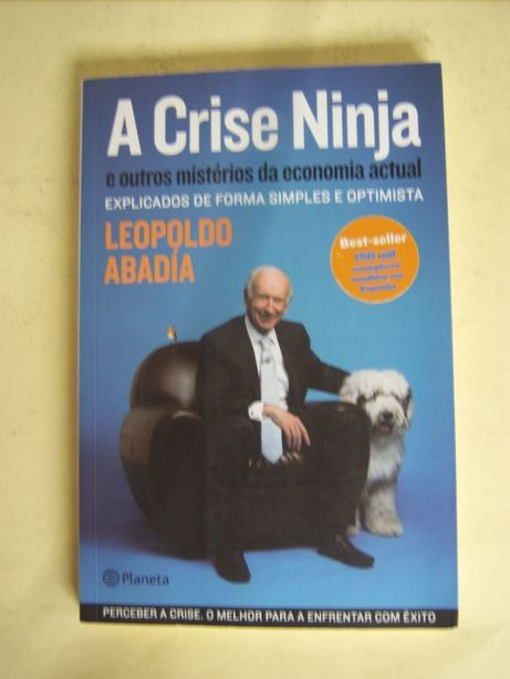 A Crise Ninja de Leopoldo Abadía