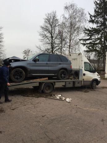 BMW X5 e53 3.0 m57 дорестайл