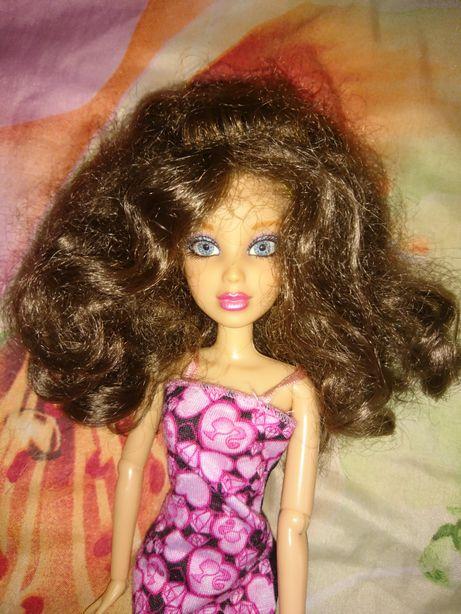 Парик для кукол Liv SpinMaster со штырьком