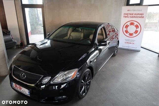 Lexus GS 450h, SAL. PL., ASO, PRESTIGE, KOMPLET. DOK., czarny...
