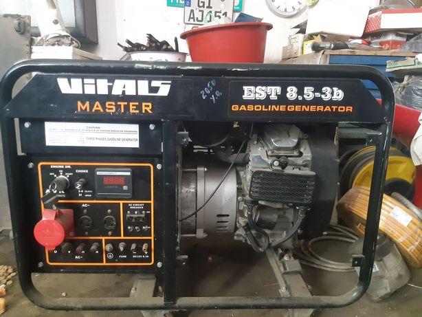 Генератор  Електро станція 8.5 кіловат VITALS MASTER генератор