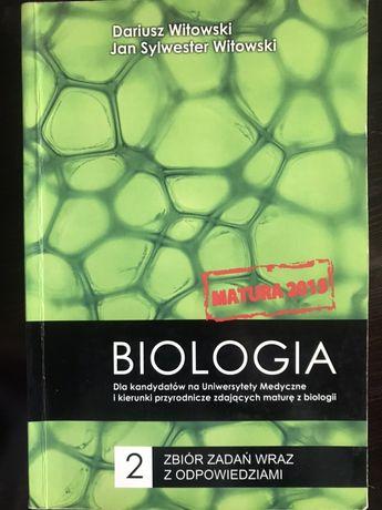 Książki z biologii