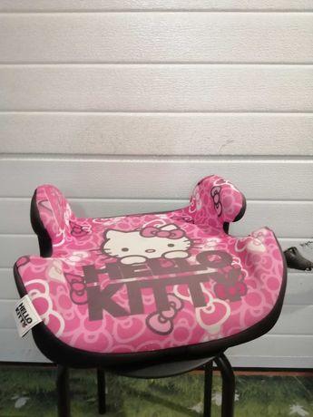 Cadeira auto Hello Kitty