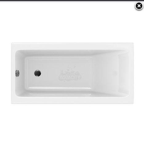 Ванна акриловая Cersanit Crea 150×75