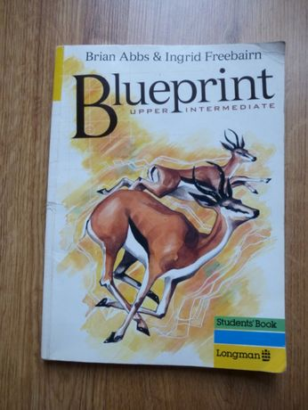 Blueprint Upper Intermediate Longman