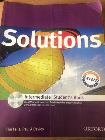 Solutions Intermediate Student's Book