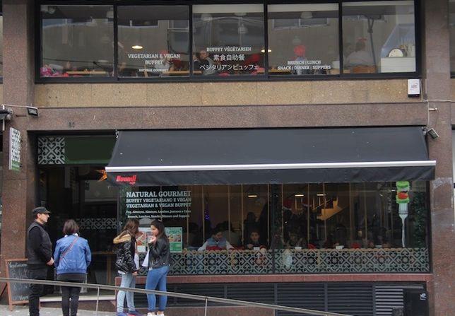 Trespasse Restaurante no centro do Porto